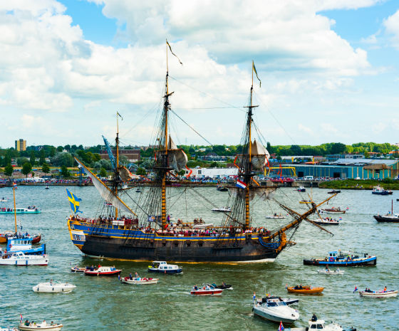 Star Collector: Sail Amsterdam Celebration & Northern Europe Splendors