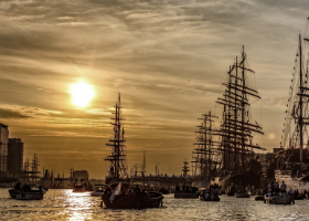 Star Collector: Sail Amsterdam Celebration Extended with West Coast Exploration