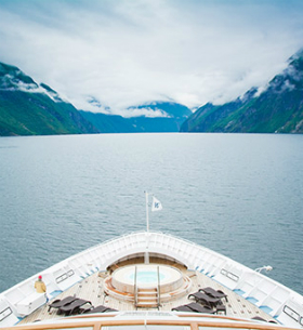 Luxury Ocean Crossing Cruises