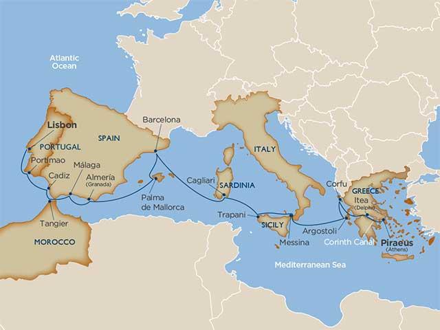 Star Collector: Southern European Splendors