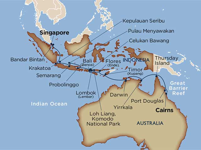 Star Collector: Tales From the Timor Sea: Australia to Indonesia