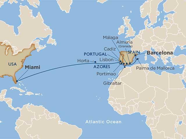Star Collector: Atlantic Crossing—Tapas, Tajines & Tempranillo