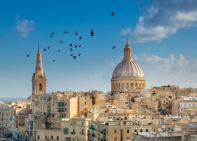 Star Collector: Temples, Tiramisu & Tapas: Crossroads of the Mediterranean