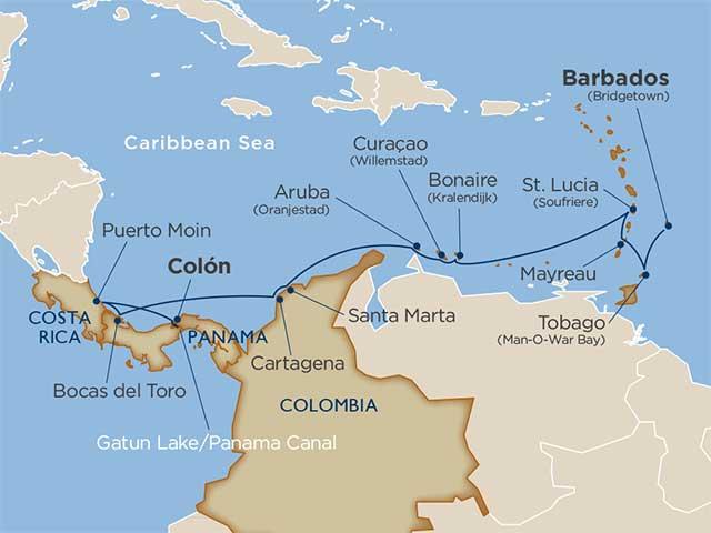 the windward islands spanish new world voyage on windstar cruises. Black Bedroom Furniture Sets. Home Design Ideas
