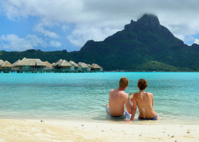 Dreams of Tahiti Air + Hotel Package