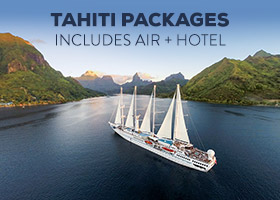 Tahiti last minute cruise deal