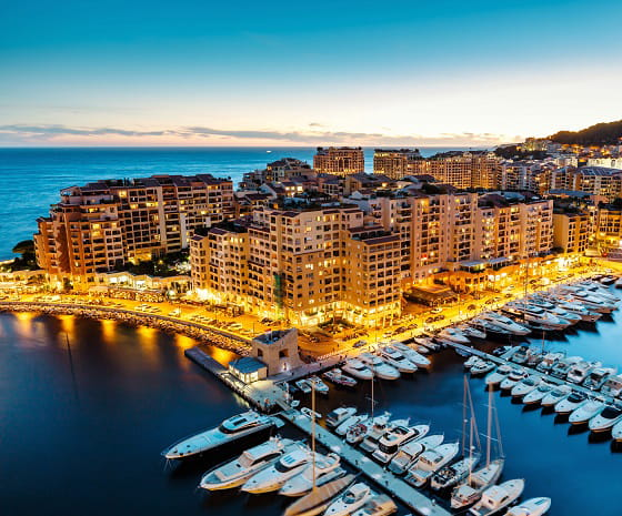 Barcelona & Grand Prix of Monaco
