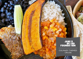 James Beard Foundation: Costa Rica & Panama Canal
