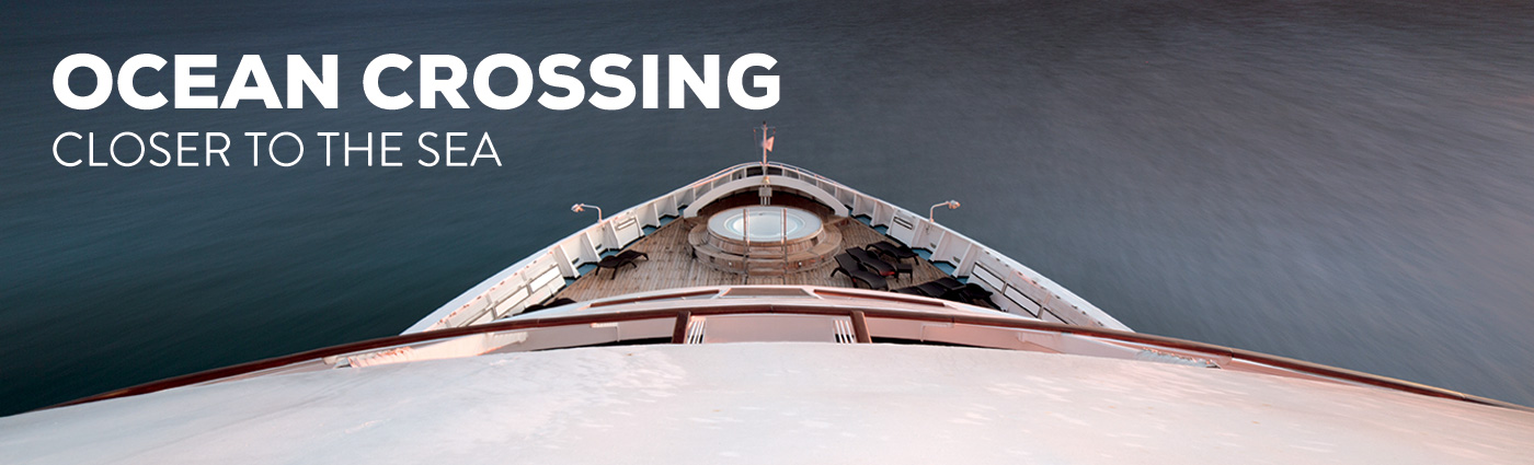 Ocean Crossing Cruises