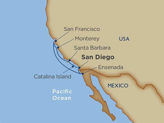 California Coastline Dreamin