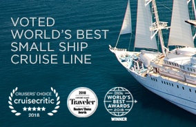 best small ship cruise line