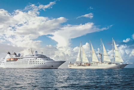 Windstar Cruises Small Luxury Cruise Ships Cruise Vacation - Luxury small cruise ships mediterranean