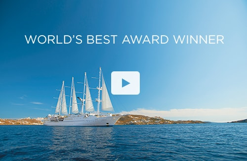 worlds best cruise line award winner
