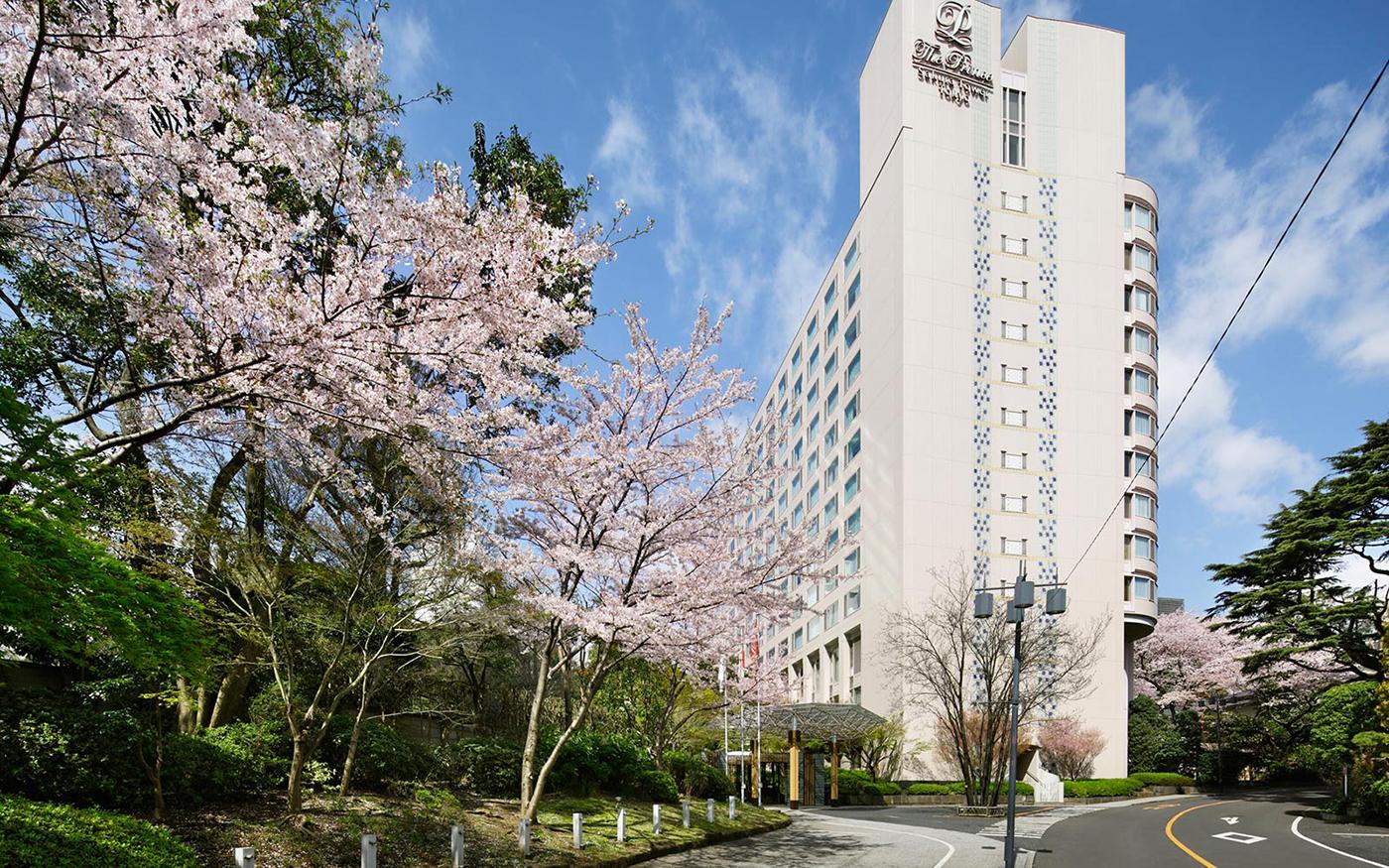 Prince Sakura Tokyo