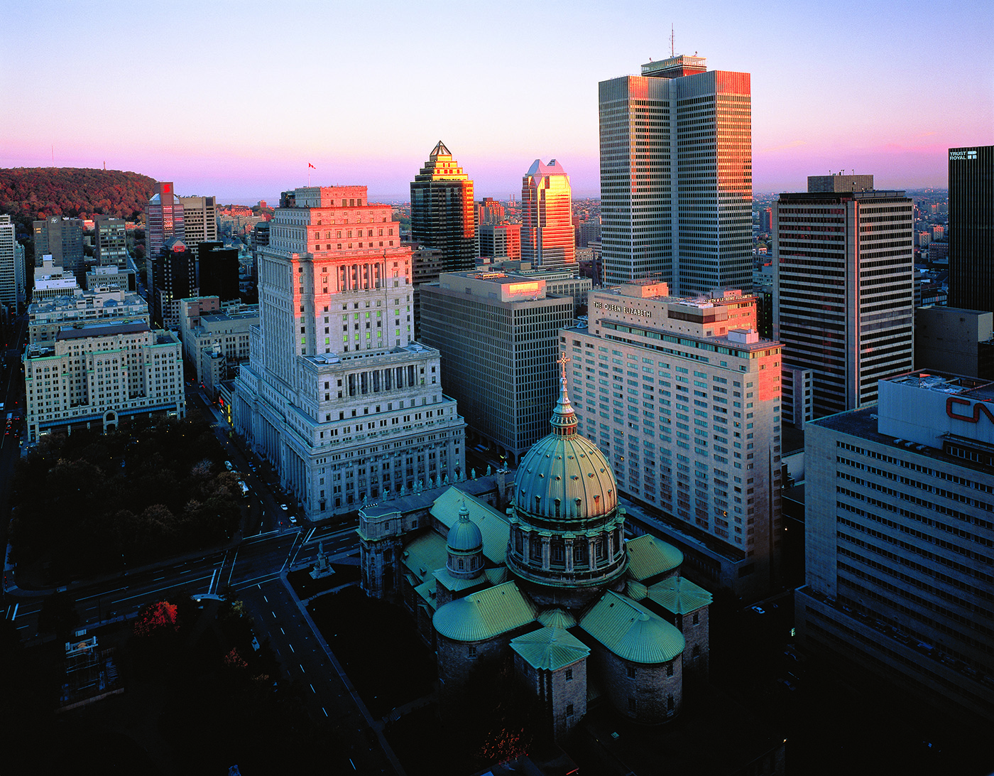 Fairmont Montreal