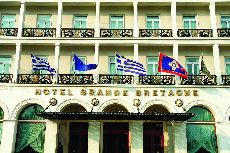 Grande Bretagne Athens