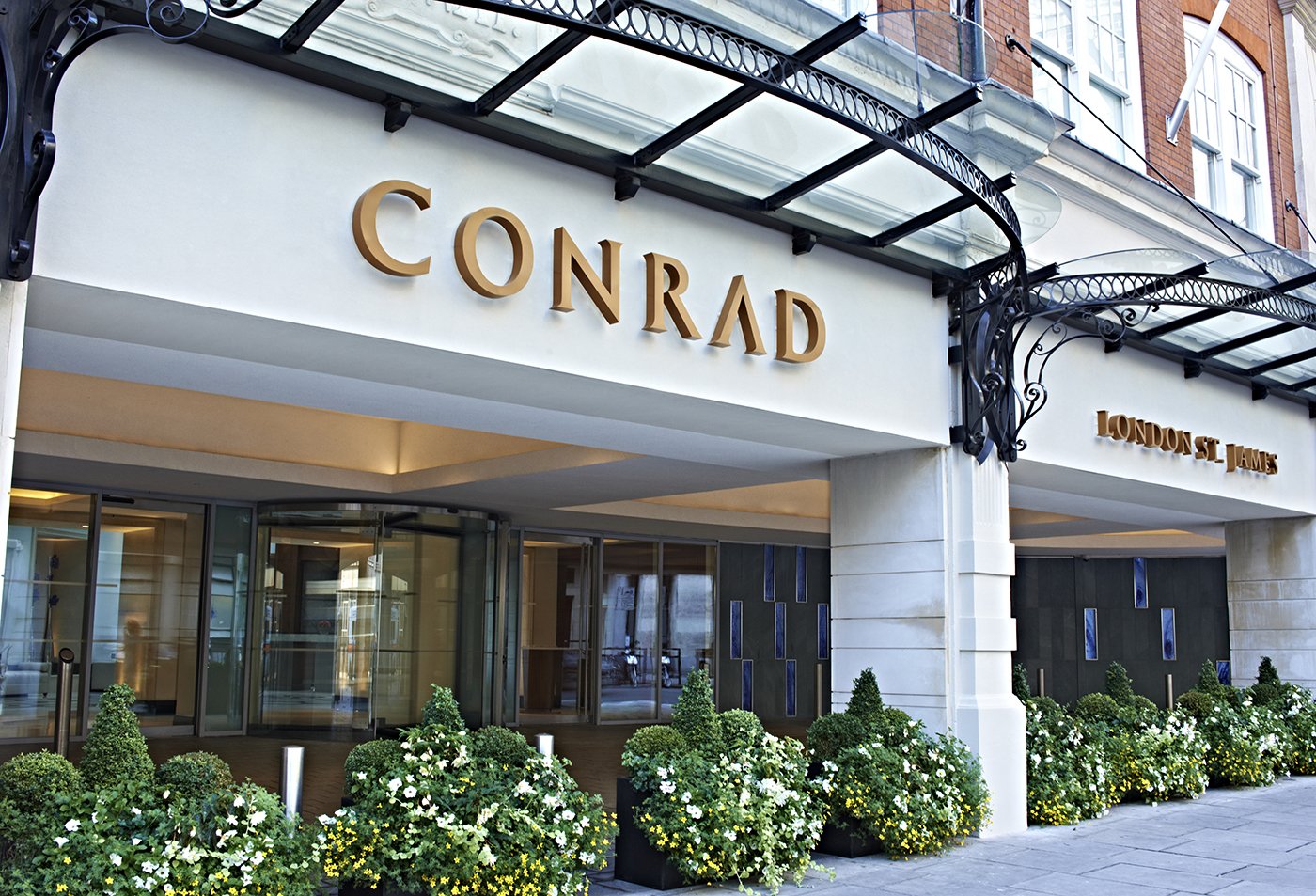 Conrad St. James London