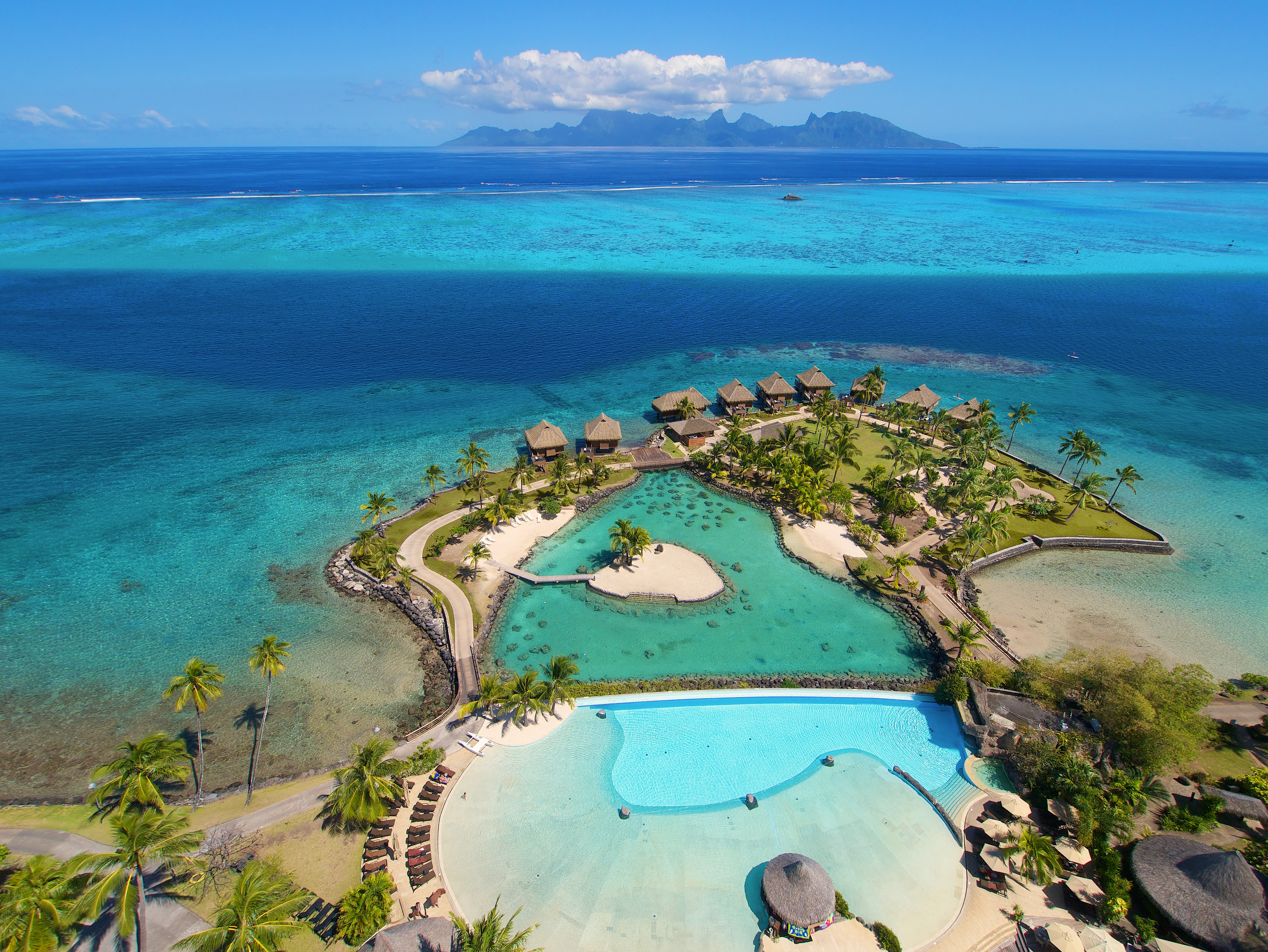 Pearl Beach Resort Tahiti