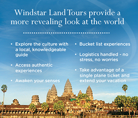 cruise land tours