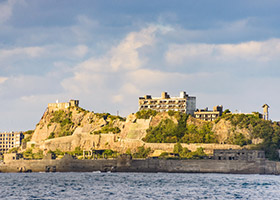 Scenic Cruising: Hashima Island