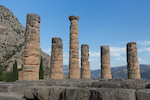 Delphi, Itea, Greece