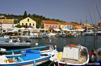 Fiskardo, Kephalonia, Greece