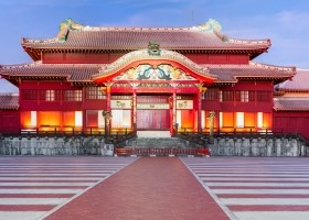 Okinawa (Motobu), Japan