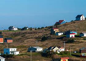 Cap aux Meules, Magdalen Island