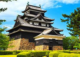 Sakaiminato, Japan Matsue Castle
