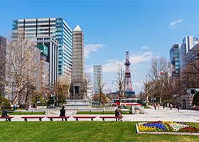 Sapporo, Hokkaido, Japan