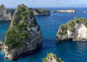 Pantara Island, Kepulauan Seribu, Indonesia