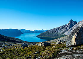 Tasermiut Fjord Scenic Cruising