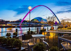 Tyne, England