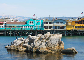 Monterey, California – Fisherman's Wharf