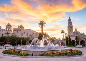 San Diego, California – Balboa Park