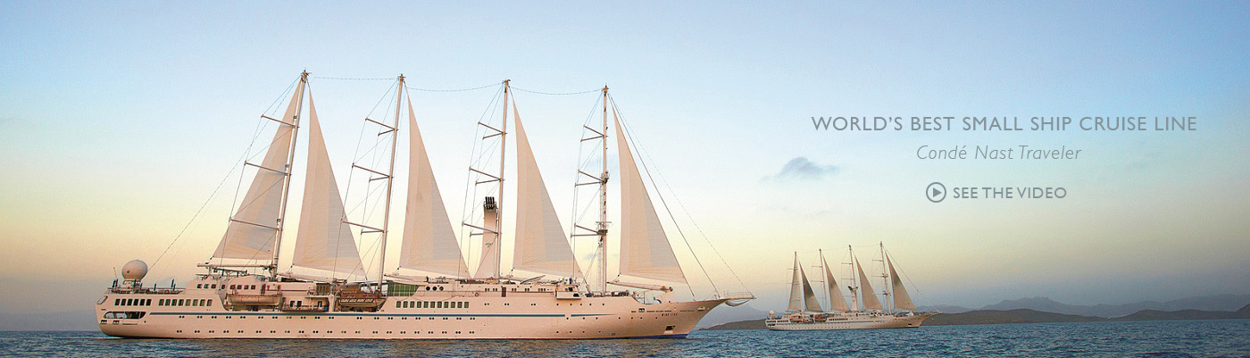 Yacht Cruises Private Yacht Vacation Windstar Cruises - Windsong cruise ship