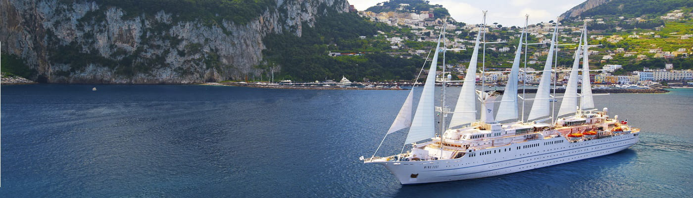 Wind Surf Accommodations Windstar Cruises