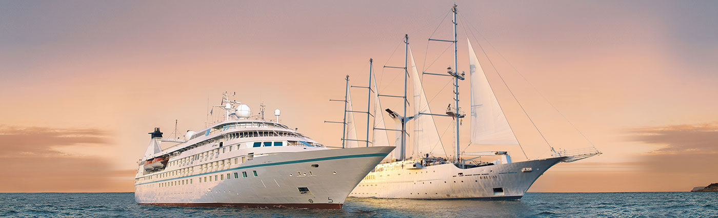 Boutique Cruise Line Company - Windstar Cruises