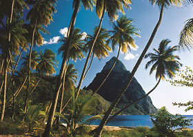 Pigeon Island, St. Lucia