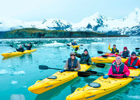 Signature Expedition: Kayak Tours
