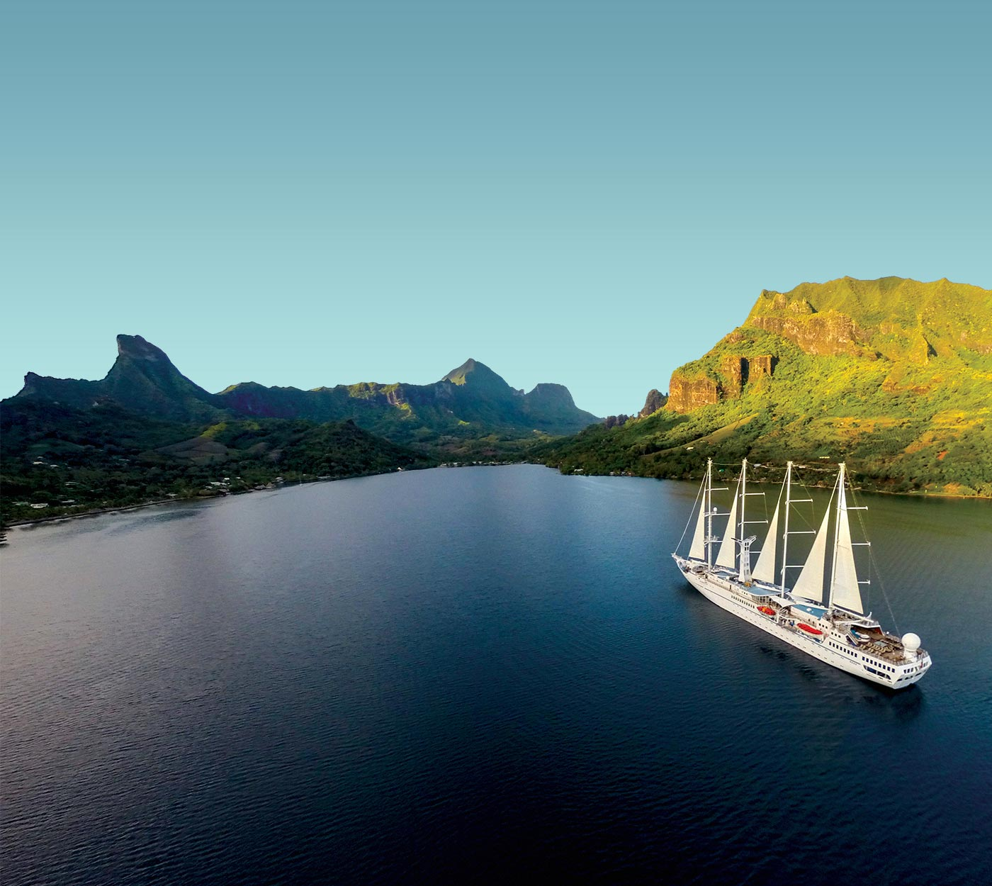 Tahiti Cruise Deal | Air Fare & Hotel Included | Windstar ...