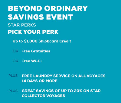beyond ordinary sales event
