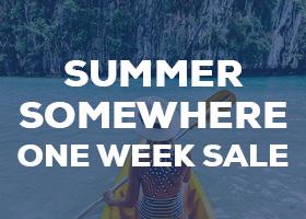 September One Week Sale