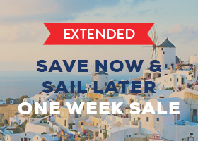 SAVE NOW & SAIL LATER