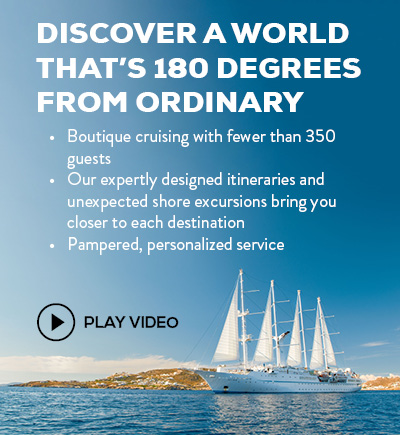 windstar cruises difference