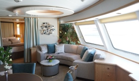 Owner's Suite Cruise Stateroom