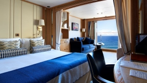 Balcony Suite Cruise Stateroom