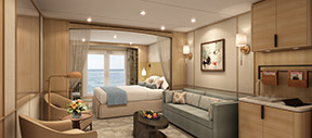 Star Balcony Suite