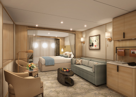 Star Porthole Suites